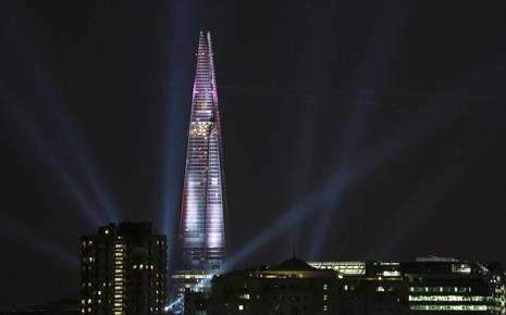 Shangri-La Hotel, at The Shard, London Opens in the Summer of 2013