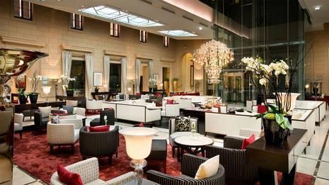 Kempinski Opens Palais Hansen Kempinski Hotel Vienna