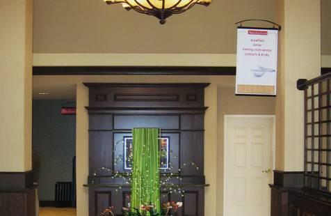 The New Hilton Garden Inn Omaha East Council Bluffs At