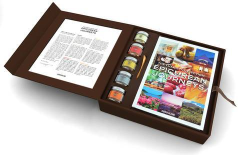 The Luxury Collection Hotels & Resorts Celebrates Spice with Chefs from around the World in New Assouline Book, Epicurean Journeys