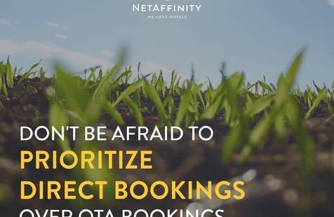 Don't Be Afraid to Prioritize Direct Bookings Over OTA Bookings | by Maeve Walls