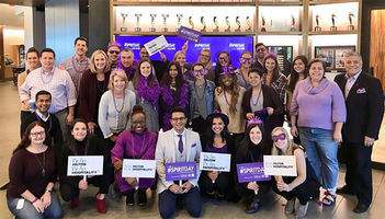Hilton Ranked #1 Workplace for Diversity and Parents in 2018
