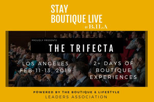 BLLA Announces Speaker Line-Up at Annual Stay Boutique Conference Los Angeles