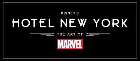 New Details, Logo Revealed for Disney's Hotel New York - The Art of Marvel at Disneyland Paris