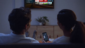 Hilton's High-Tech Connected Room Brings Personalized In-Room Streaming to Guests with Netflix