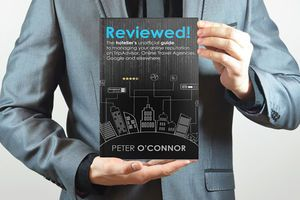 Essec's Professor Peter O'Connor releases new book: Reviewed!