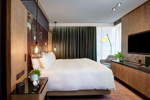 The World's First 'Vegan Suite' Welcomes Guests at Hilton London Bankside