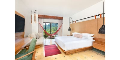 Marriott Hotels in Costa Rica Present Their New Rooms Inspired in Local Nature