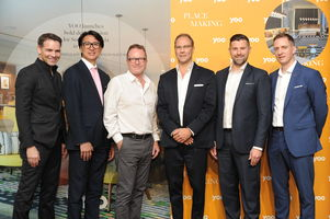 Hey YOO! World's largest residential design brand lands in Southeast Asia with a new team and regional HQ in Bangkok
