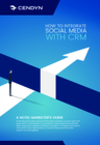 Integrating social with hotel CRM for cross-channel marketing
