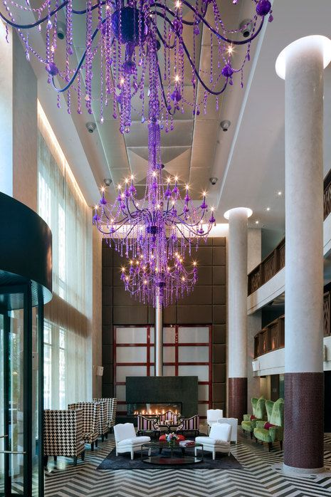 Gansevoort Hotel Group Unveils The Ultimate Urban Resort With The Opening Of 249 Room Gansevoort Park Avenue Nyc Hotel In Manhattan