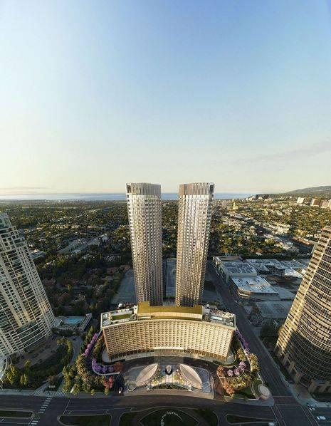 Fairmont Hotels & Resorts to manage Century Plaza Hotel in LA