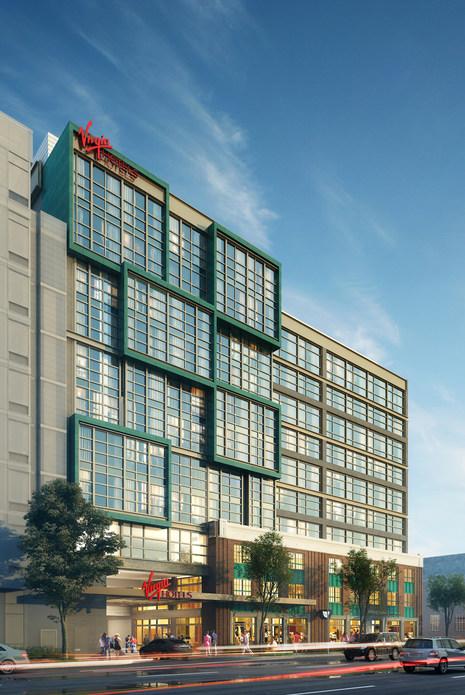 Hotels Washington Dc >> Virgin Announces First Washington D C Property