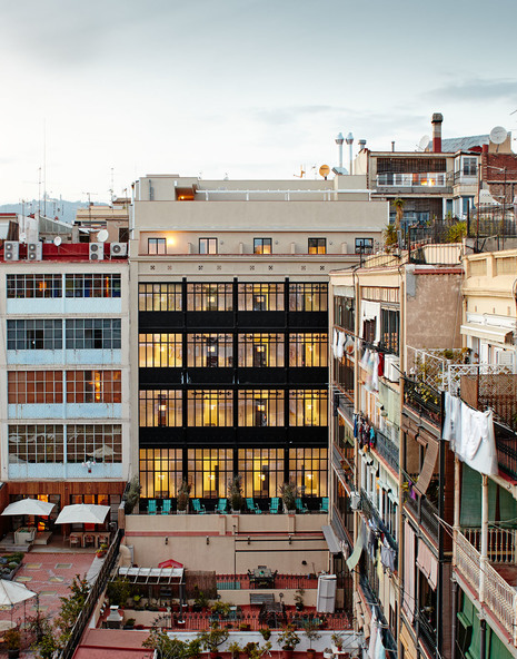 Casa Bonay The Next Ace Hotel By Youri Sawerschel