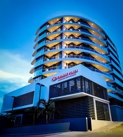 IHG brings Crowne Plaza back to Port Moresby as an all-new