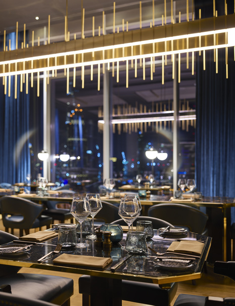 Dubai Says Bon Soir To St Trop Which Brings A Slice Of French Riviera To Difc Hospitality Net