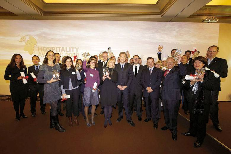 9th edition of the Hospitality Awards | 18 November | Hilton Arc de Triomphe Paris