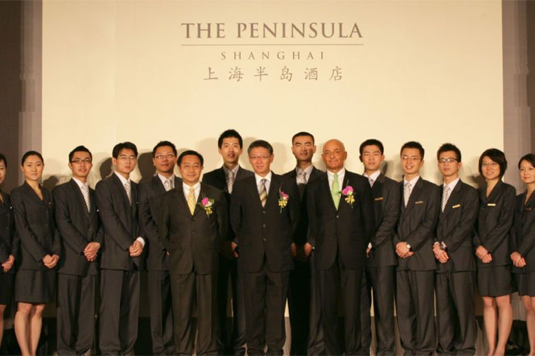 The Peninsula Shanghai | Opening Late 2009