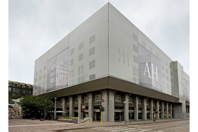 Armani Hotel to Fit Milan's Spirit | Slated to be unveiled in 2010