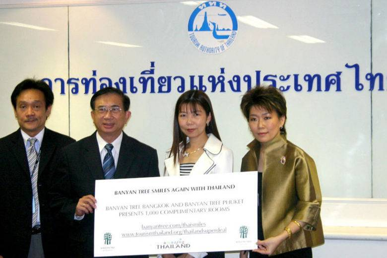 Banyan Tree and Tourism Authority of Thailand  partner to boost Thai Tourism