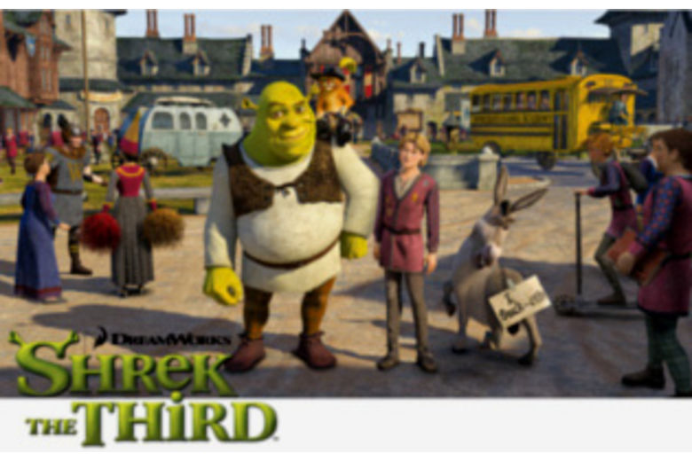Shrek the Third - Paramount Pictures