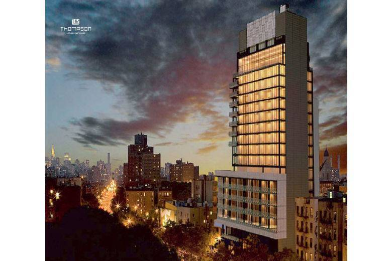 The Property Is Hotel Groups Fourth In New York City Alongside Chic Downtown Staple 60 Thompson Soho Mod Inspired 6 Columbus Circle