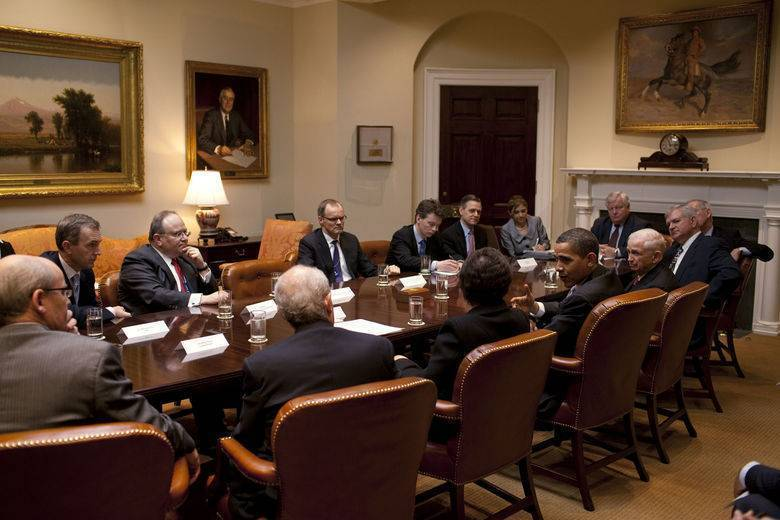 Travel Leaders Meet with President Obama, Discuss Industry's Ability to Strengthen Economy