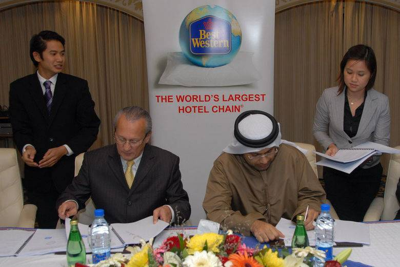 Best Western International – Asia signs for two new hotels in Dubai