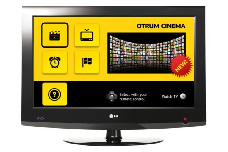 OTRUM Cinema - it's all about simple revenue generation!