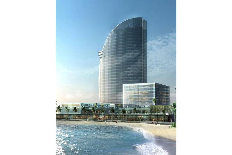 W Hotels to Unveil the New W Barcelona