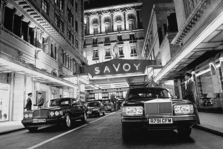 London Savoy hotel reveals details of its new look...