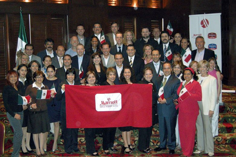 Marriott Leaders Convene in Mexico to Address Travel Recovery Efforts