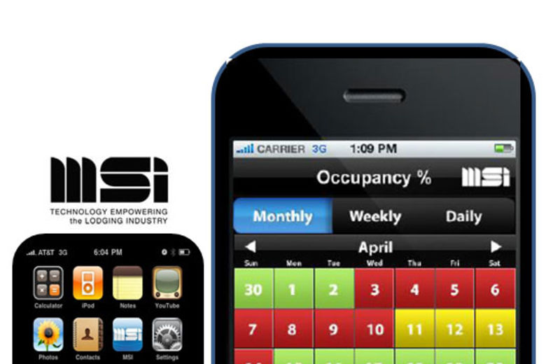 MSI (Multi-Systems, Inc.), announces advanced mobile technology applications for the iPhone and iTouch
