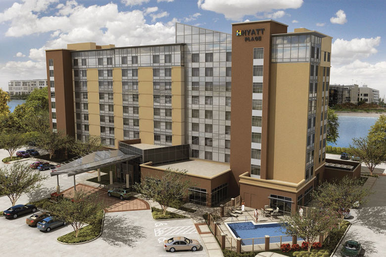 hyatt place hotel coming soon to lake pointe town center. Black Bedroom Furniture Sets. Home Design Ideas