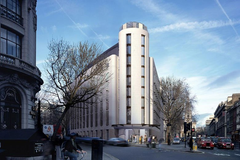 PwC appointed receivers to 5-star hotel and luxury apartments being built on The Strand, London