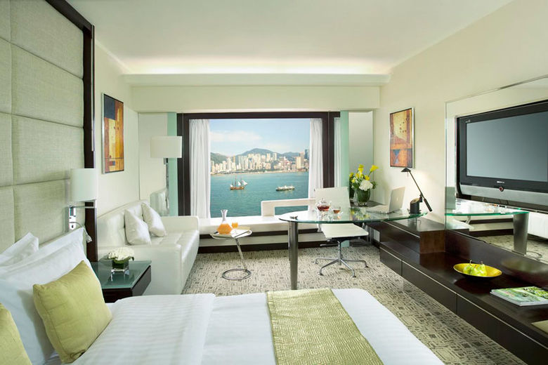 New Regal Club Guest Room at Regal Kowloon Hotel