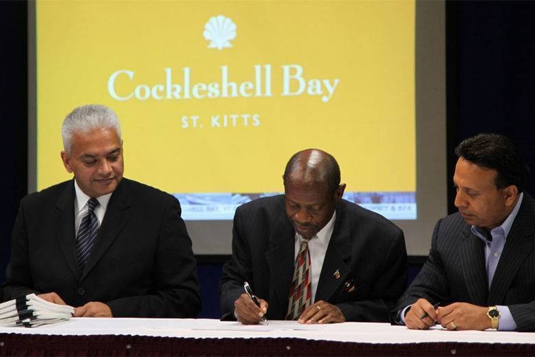Hyatt Hotels & Resorts and St. Michael's Foundation Limited Announce New Resort at Cockleshell Bay St. Kitts