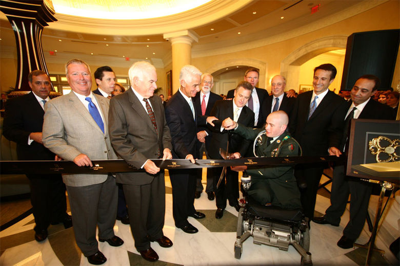 "Waldorf Astoria® Orlando and Hilton Orlando Bonnet Creek Open with ""Day of Firsts"""