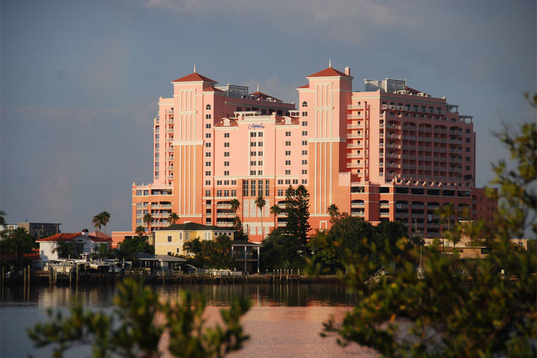 Hyatt regency clearwater beach resort and spa opens - Hyatt regency clearwater 2 bedroom suite ...