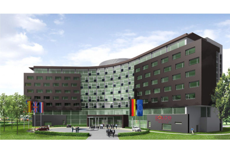 Dolce hotels and resorts opens new conference hotel in munich for Dolce hotel munich