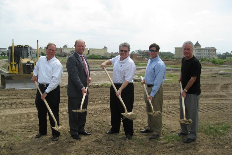 LBA Hospitality breaks ground on new SpringHill Suites by Marriott at River Ranch in Lafayette, LA