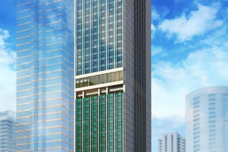 Opening Q2 2014: The 313-room Marco Polo Ortigas hotel in Manila, Philippines