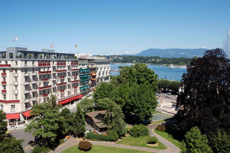 Geneva's Le Richemond hotel joins Dorchester Collection