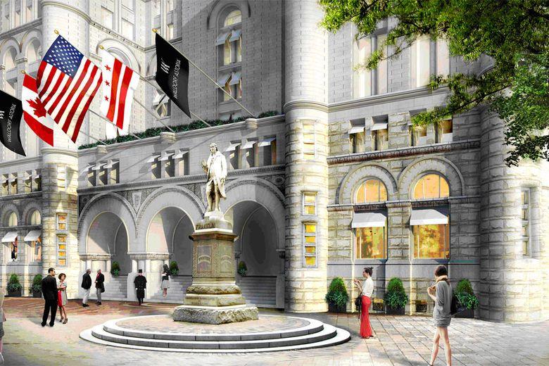 waldorf astoria hotels  u0026 resorts reveals proposal to