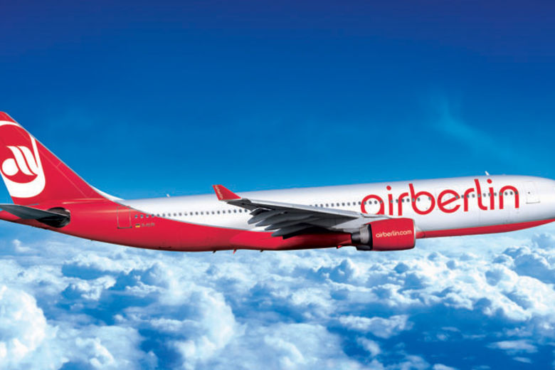 airberlin comfort service: new benefits for frequent flyers and business travellers
