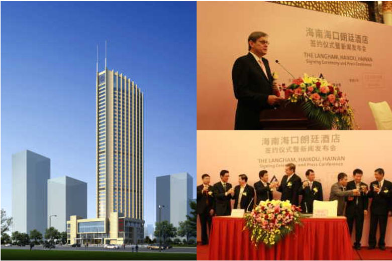 Langham hospitality investments ipo