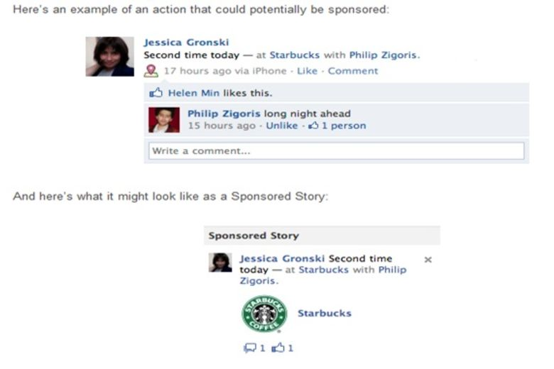 Facebook Sponsored Stories PPC Strategy