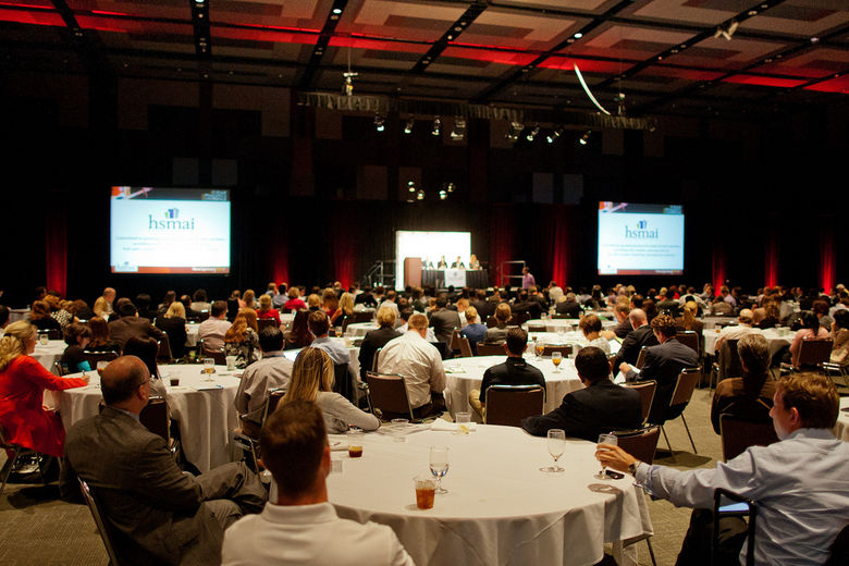 More than 300 industry professionals took part in ROC 2011