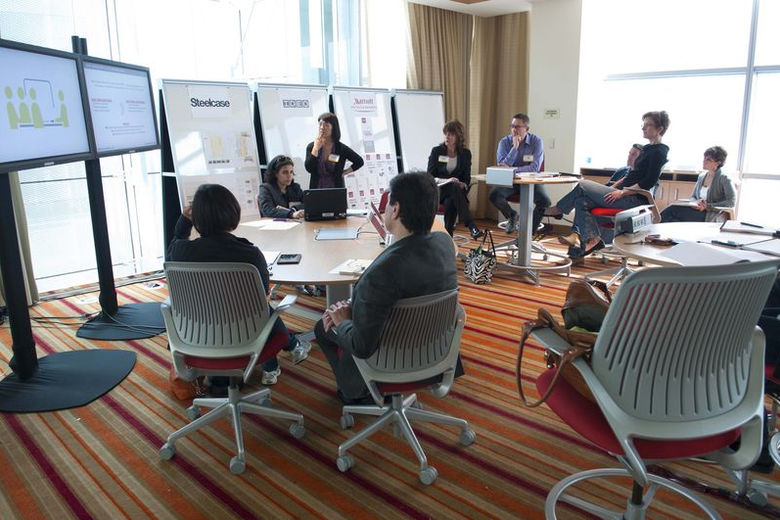Marriott Hotels & Resorts, Steelcase, and IDEO Collaborate to Innovate on the Future of Meetings and Work