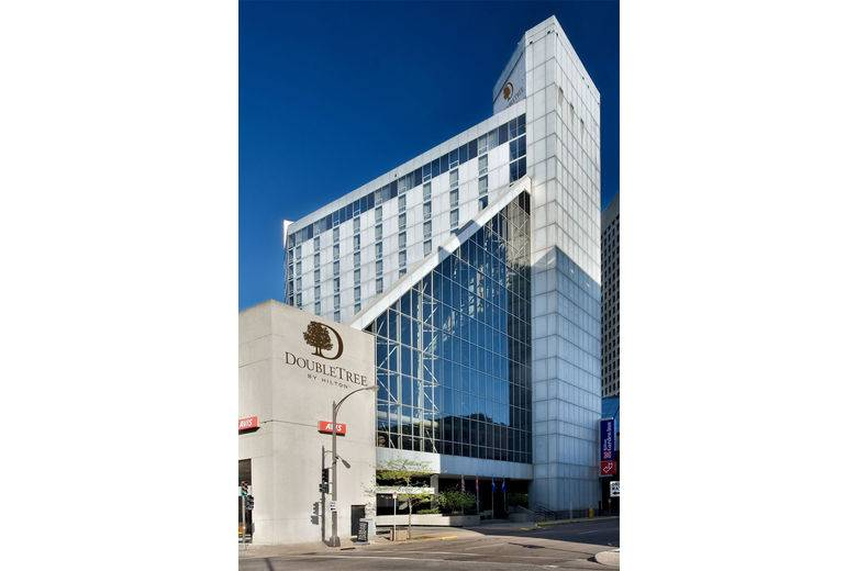 DoubleTree by Hilton in downtown St. Paul, Minnesota